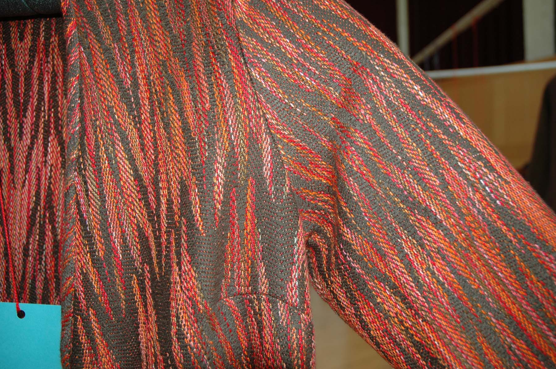Detail Valley of Fire Coat