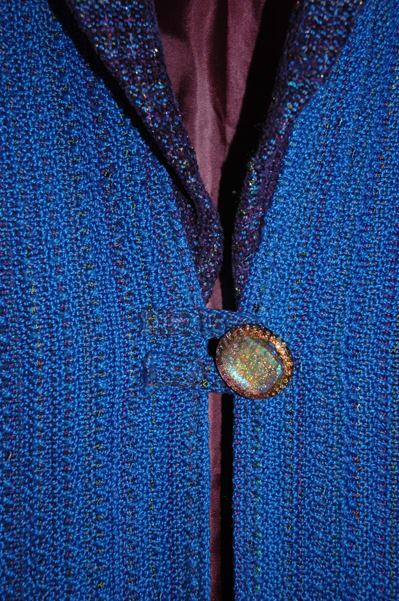 Detail Colorado Sky Coat